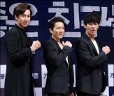 이광수-지성-주지훈, 의리로 뭉친 '좋은 친구들!'