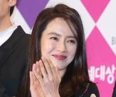 송지효, '런닝맨 응원왔어요'