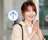 윤아, '흐린 아침 맑은 미소'