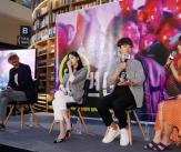 관객들과 가까이 만난 영화 '변산'