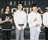 뮤지컬 '아이언 마스크', 아이돌 4인방 기대하세요!