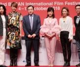 'BIFF'서 첫 기자회견 마친 '초연' 주역들