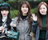 윤조-양지원-우희, '아침부터 예쁨'