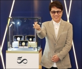 조용필, '가왕 50주년 기념메달 출시'