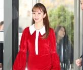 혜리, '반짝이는 미녀 산타 등장'