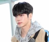 옹성우, '공항에서 만난 훈훈함'
