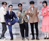 '슈퍼밴드'로 모인 슈퍼 프로듀서들