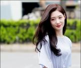 정채연, '청순 만화 주인공'