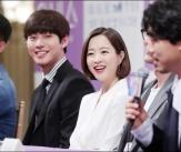 박보영, '원근법 제대로 무시한 얼굴크기'
