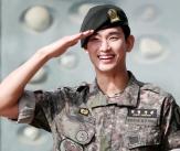 김수현 전역 '군에서 온 그대'