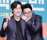 설경구-조진웅 '남남 코미디 기대하세요!'