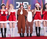 트와이스 '너무 사랑스러운 산타 트둥이들'
