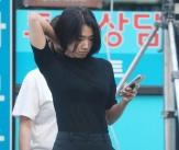 박신혜 '거리에서도 빛나는 미모'