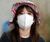 산다라박 '마스크로 안가려지는 미모'