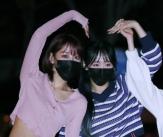 이달의소녀 이브-츄 '여러분 사랑해요~'