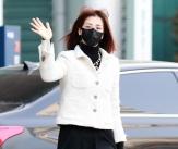 박하선 '패션에는 봄이 왔네요!'