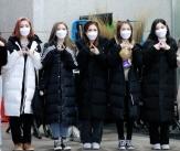 트라이비 '풋풋한 소녀들'