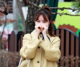 윤은혜 '봄을 닮은 예쁜미모!'