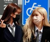 혜리-로제 '귀여운 소녀들처럼!'