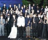 57회 백상예술대상 영광의 얼굴들
