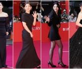 '부산국제영화제' 스타들의 화려한 레드카펫