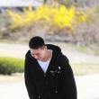 위너 김진우 '훈련소 가는 길'