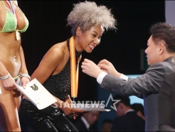 <strong>인순이</strong> '나바코리아, 퍼포먼스 2위 했어요!'