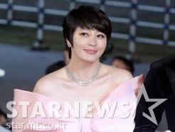 김혜수 '청룡 안방 마님'