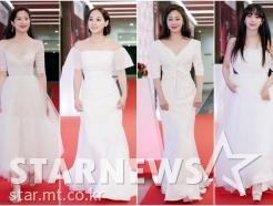 '대종상' 여배우들의 드레스 열전