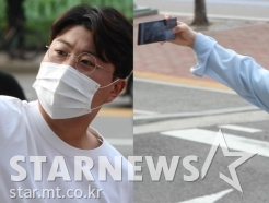 김호중-안성훈 '소중한 팬들에 인사!'