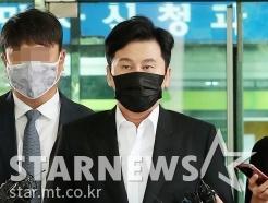 양현석 '원정도박 혐의 인정'