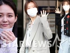 이솜-고아성-박혜수 '유스케에서 만나요!'