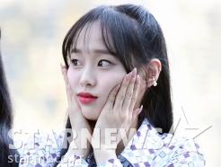 아이돌 그룹의 '아침 출근길 인사'