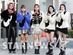 아이돌 그룹의 '출근길 인사'