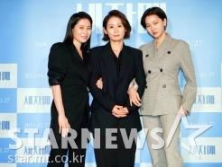 문소리-김선영-장윤주 '찰떡같은 세자매'