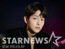 송중기 '우주에서도 먹히는 매력'