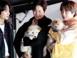 B1A4 '유기견과의 특별한 만남'