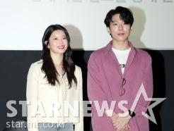 김수하-양희준 '신인상 배우가 나란히'