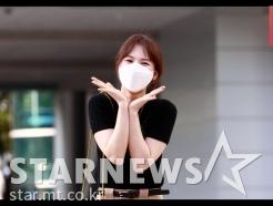 레드벨벳 웬디 '오늘의 포즈장인'