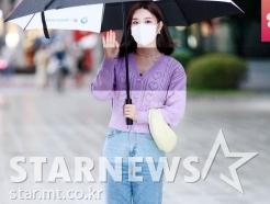 브레이브걸스 유나 '빗속의 그녀'