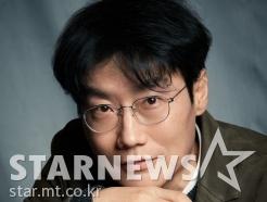 '66개국 1위' 오징어게임 황동혁 감독[★포토]