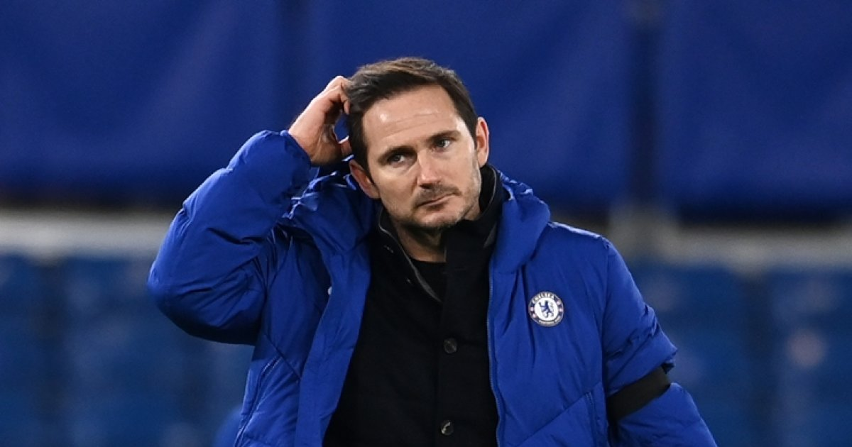 """'성가신'첼시 팬들, """"램파드는 끔찍한 감독이야 … 로저스를 데려와!""""-스타 뉴스"""